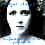 Kym Amps - You Don't Know My Name